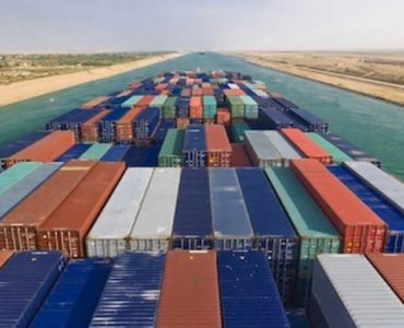 Suez Canal Transit